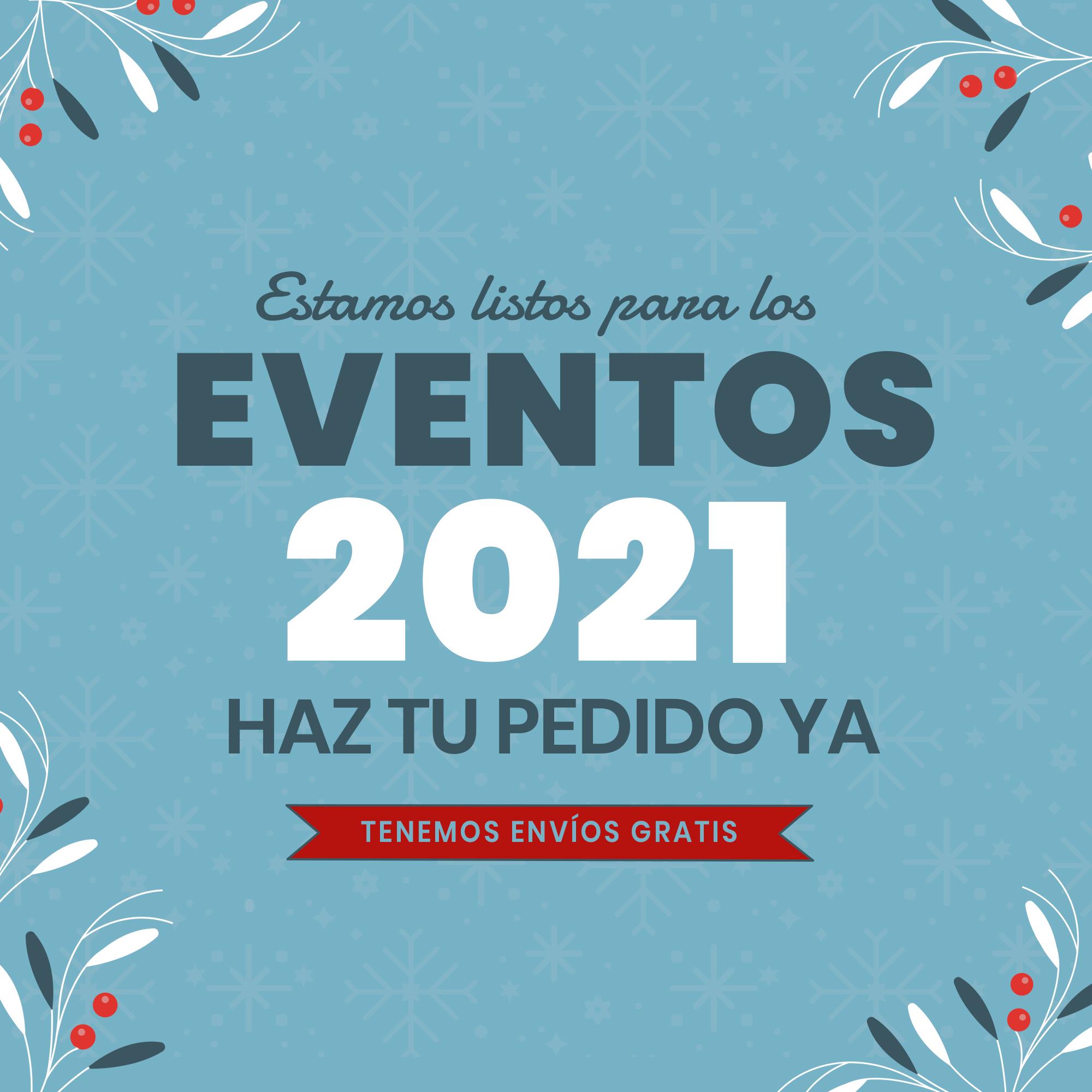 eventos 2021